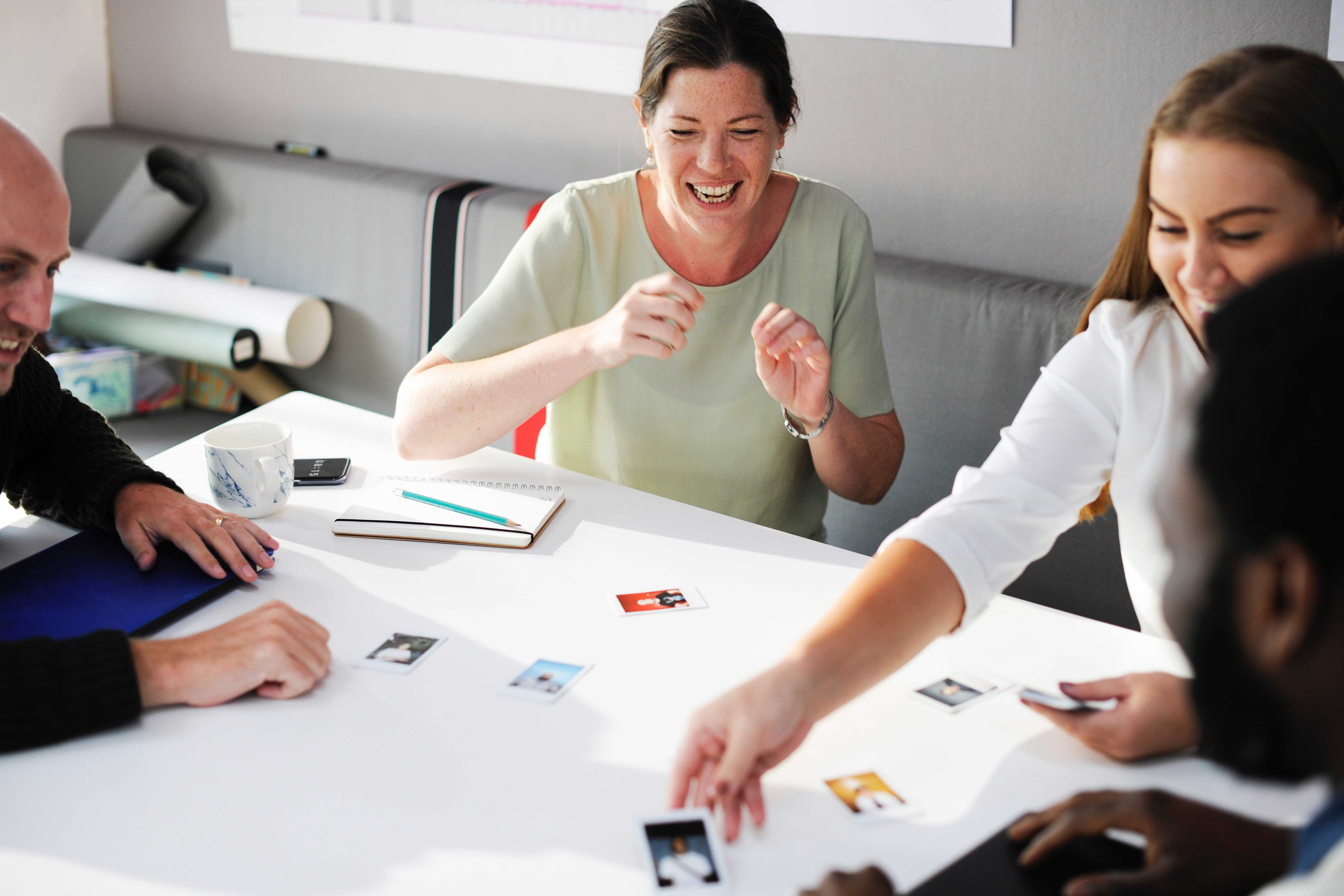 Meetings allow non-verbal language A lot of our communication is non-verbal. In asynchronous communication (e-mail, IM, etc), you miss out on important social cues like body language. Also, following a disconnected trail of emails and messages can get overwhelming. This type of communication can be misinterpreted - especially with nobody there to clarify.